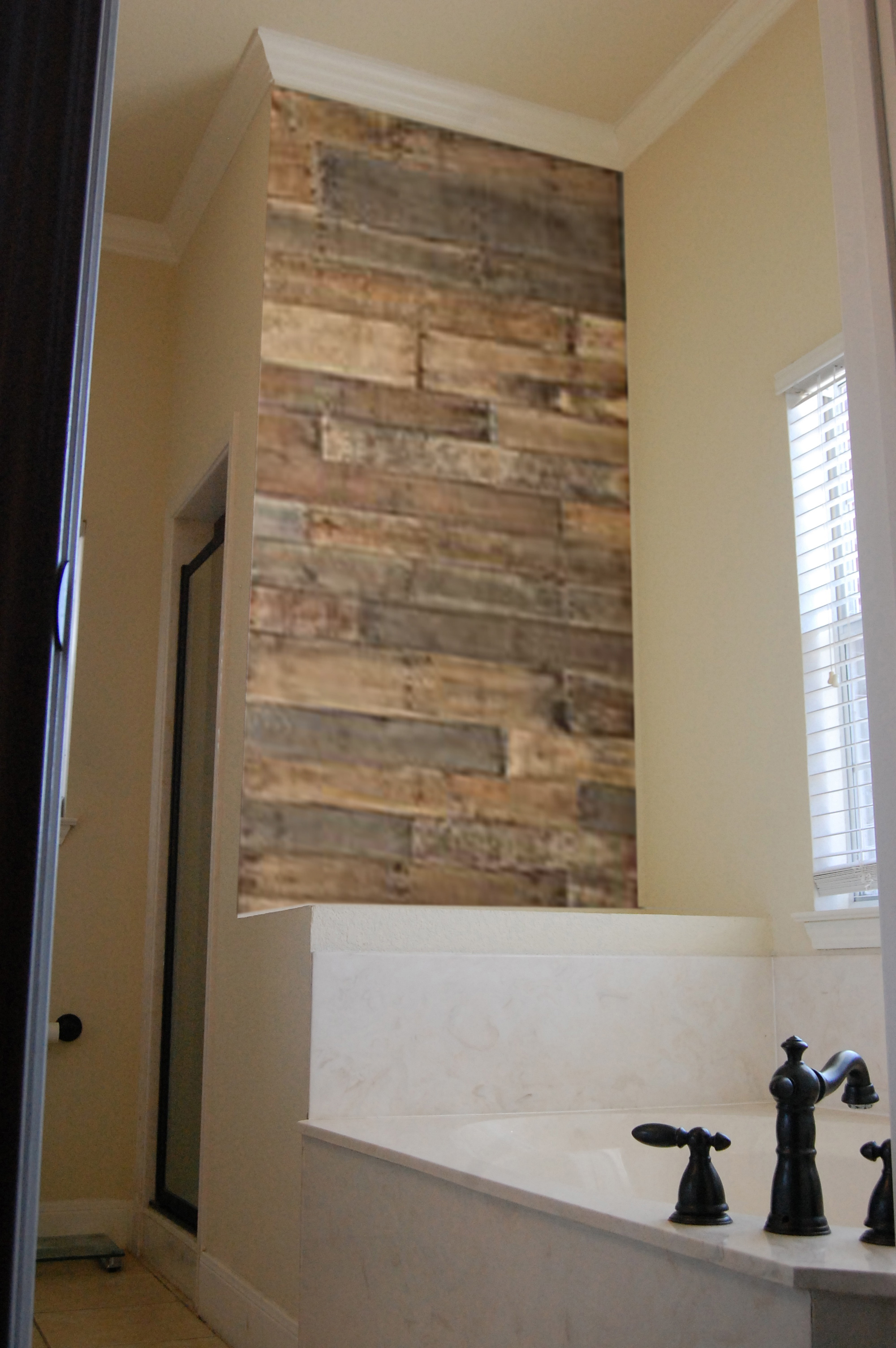 The Inspiration Chronicles Barnwood Accent Walls