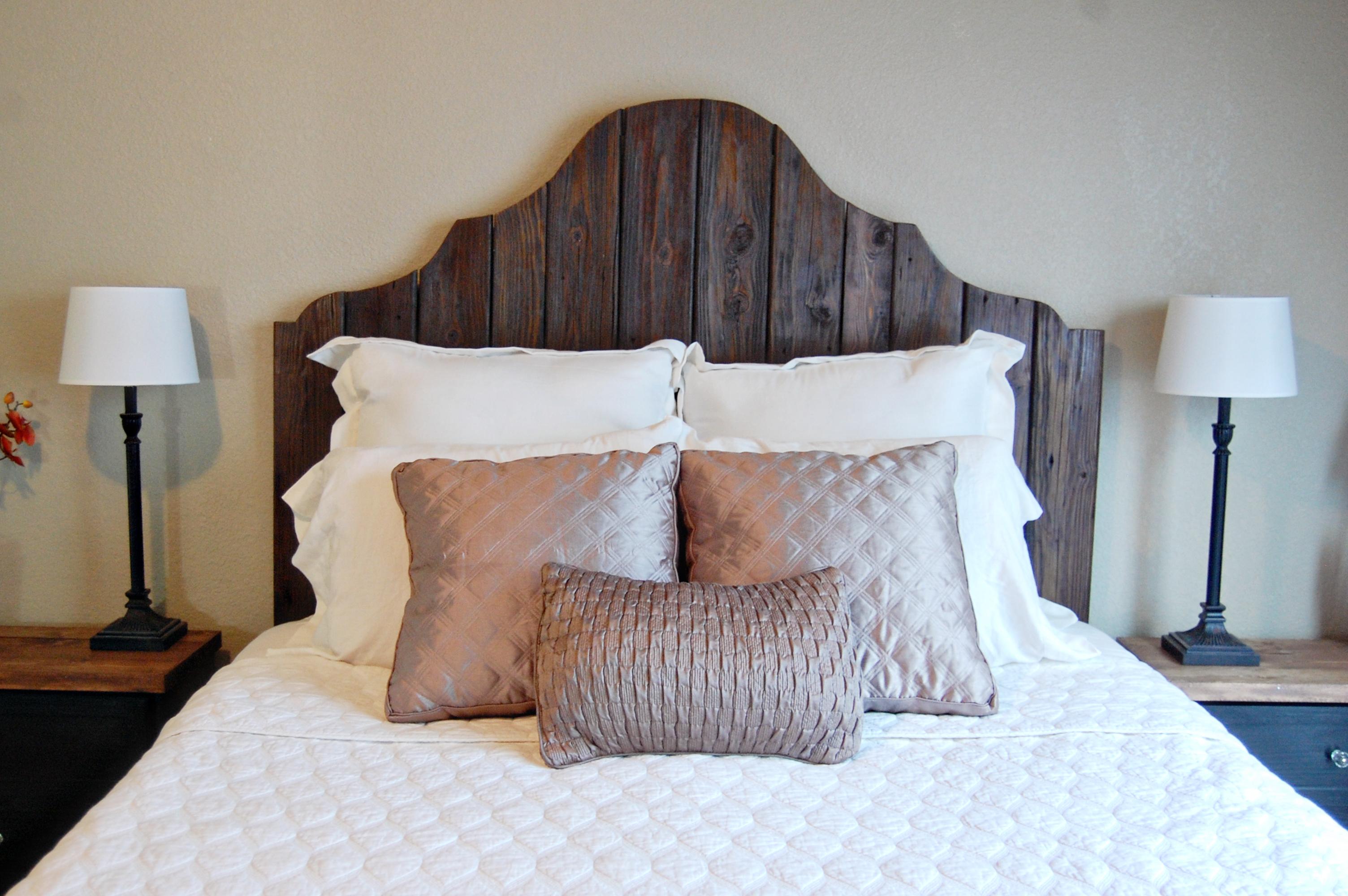 Wood Bed: Build It