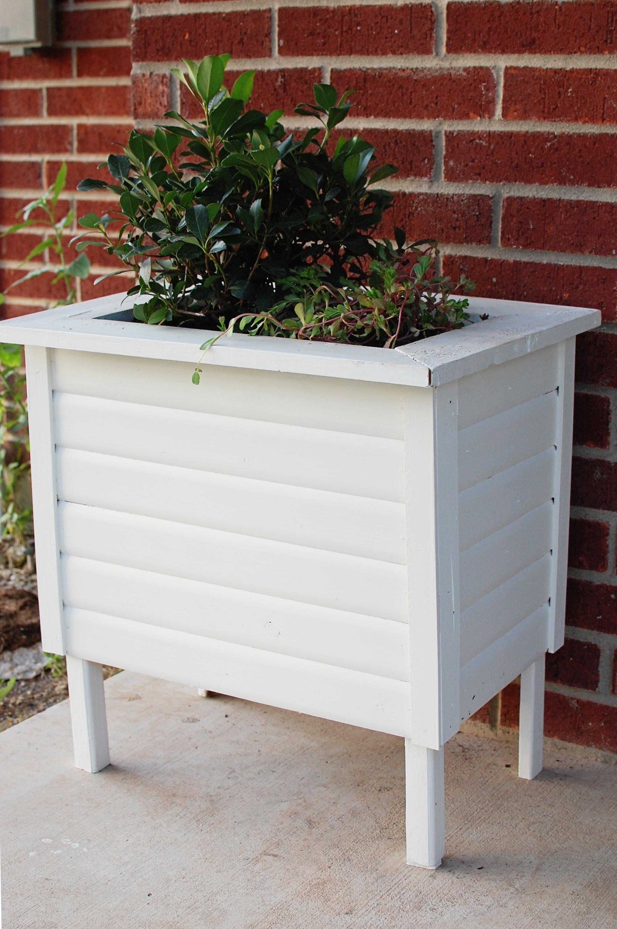 Build a Box Planter